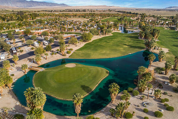 Active RV Resort Near Anza-Borrego | The Springs at Borrego