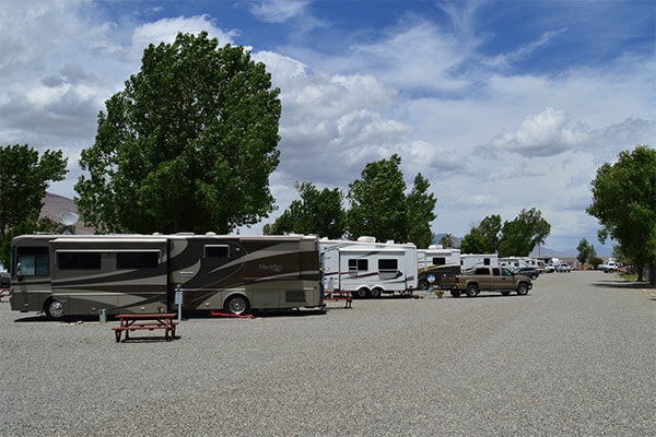 RV Parks & Resorts Throughout the Western U.S.