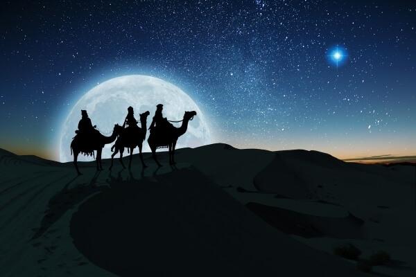 Christmas Star | Star of Bethlehem | Stargazing | John Mosley
