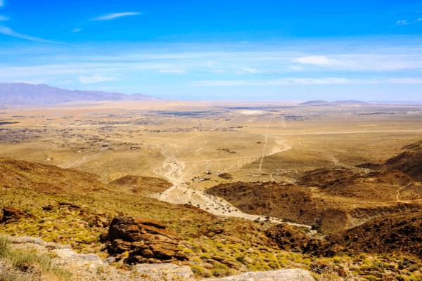 Ghost Mountain | Marshal South | Anza-Borrego Desert